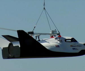 "Dream Chaser Prototype Spacecraft Suffers Landing Gear ""Anomaly"" after Free Flight Test"