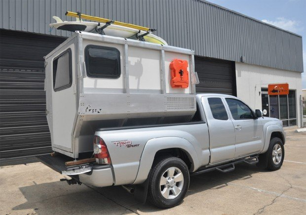 firefly camper in truck bed 620x435
