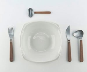 First Date Cutlery: So You Can Focus on Your Date, Not Your Food