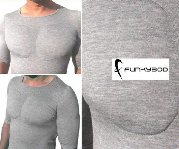 A $50 Padded Muscle Shirt Beats Exercise