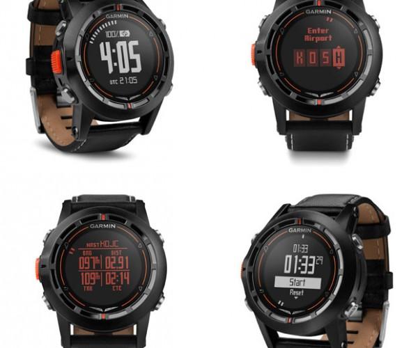 Garmin D2 Pilot Watch: Aviation + GPS on Your Wrist