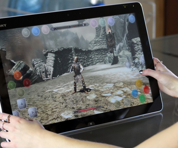 GestureWorks Gameplay Lets You Make Touch Controls for PC Games: DIY Mobile Ports