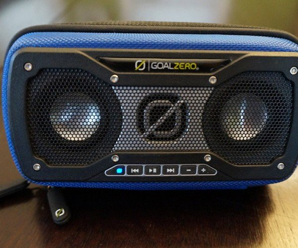 GoalZero RockOut2 Speaker Review: Rock out with Your Phone out!