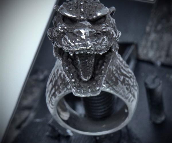 Godzilla: One Ring to Stomp Them All