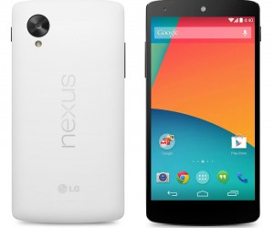 Google Nexus 5 Price, Release Date and Specs Announced