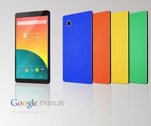 Google Nexus 5 Concept Makes You Wish It Were Already Released