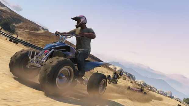 GTA Online Update Coming Today for Xbox and PS3