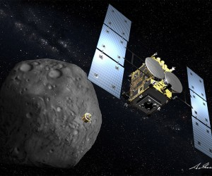 JAXA Test Fires Space Cannon It Plans on Firing at Asteroid