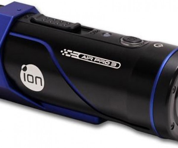 iON Air Pro 3 Wi-Fi Camcorder Is Ready to Go Swimming
