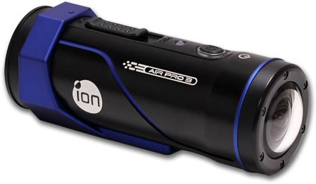 iON Air Pro 3 Wi-Fi Camcorder Is Ready to Go Swimming - Technabob