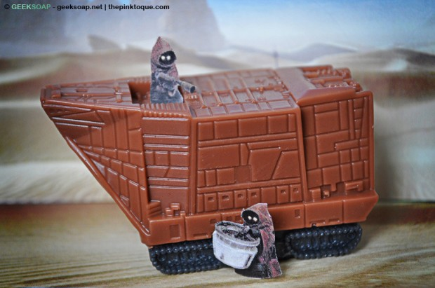 jawa sandcrawler star wars soap by geeksoap 620x411