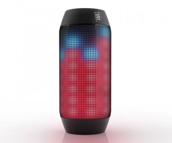 JBL Pulse LED Speaker: Get Ready to Disco