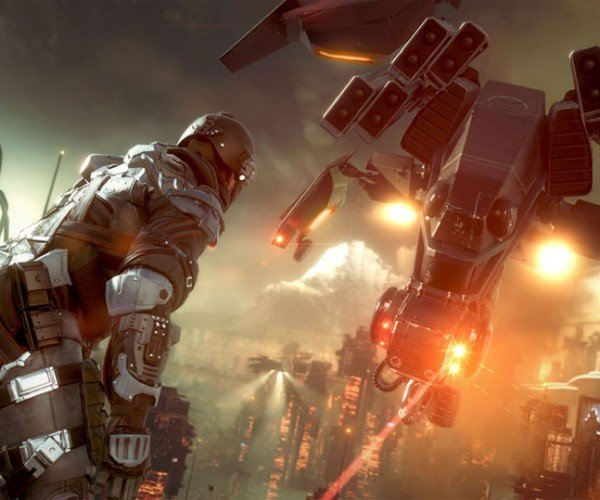 PlayStation 4's Killzone: Shadow Fall Was Originally 290GB of Data