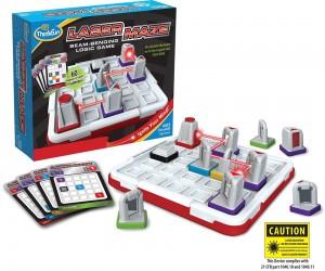 Laser Maze Logic Game: Pew-zle