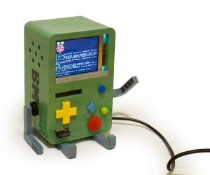 lego bmo adventure time raspberry pi computer by michael thomas 4 300x250