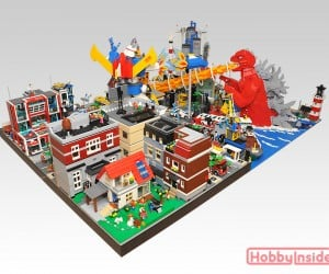 lego monster kaiju mecha robot diorama by hobby inside 9 300x250