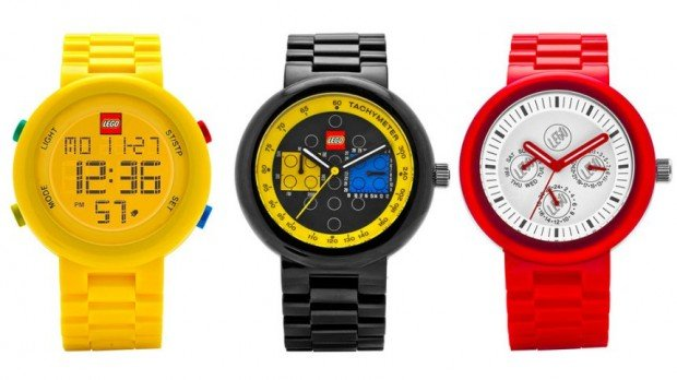 Lego Watch System for Adults: Blockin' and Clockin'