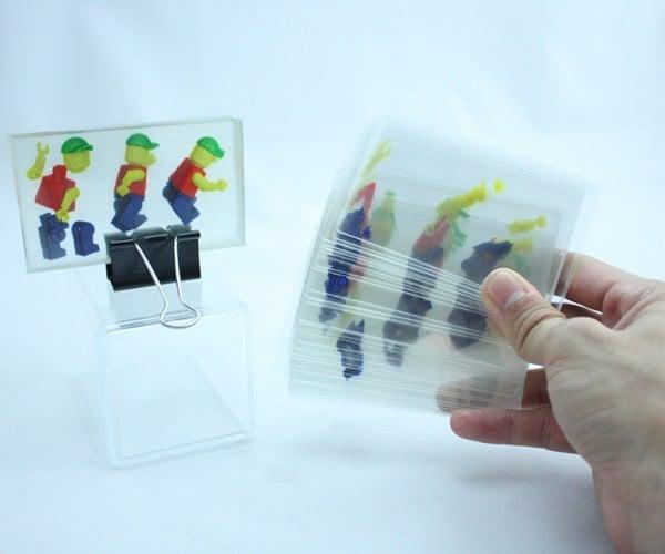 Looking Glass Volumetric Prints: 3D in 2Dland