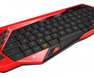 Mad Catz S.T.R.I.K.E. M Mobile Gaming Keyboard is T.I.N.Y.