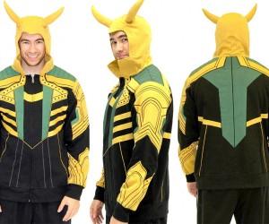 Marvel Loki Hoodie: Trick or Trick