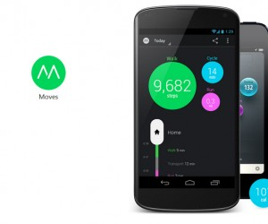 Moves: A Standalone Activity Tracker that Really Works