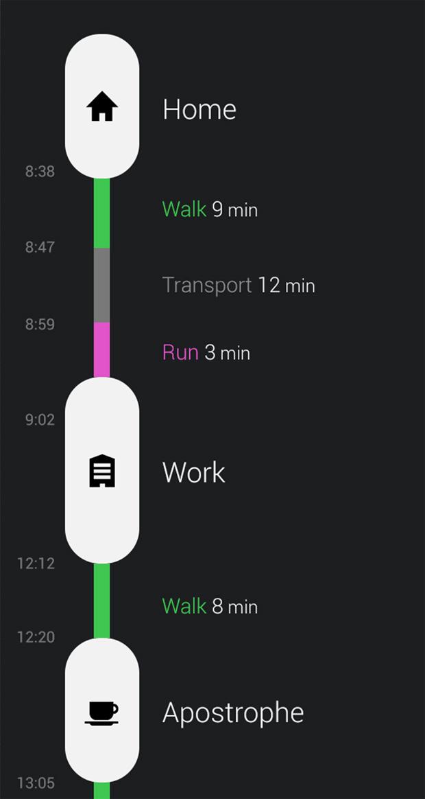 moves activity tracker flatline photo