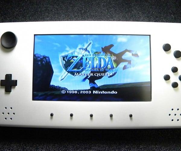 Aluminum N64 Portable: Metaltendo