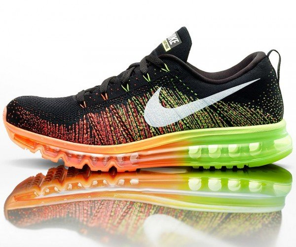 Nike Flyknit Air Max: So Light You Might Float Away