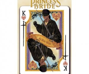 The Princess Bride Playing Cards are Inconceivable