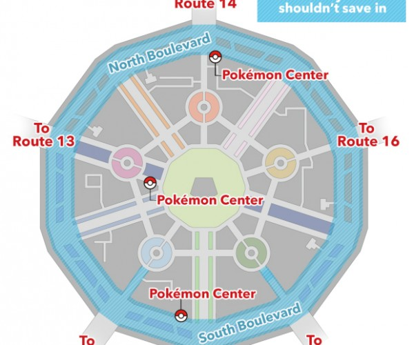 Pokémon X & Y Lumiose City Save Error: Pokémon-Type Bug
