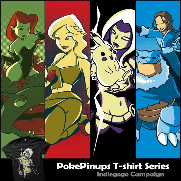 pokepinup t shirt xmashed gear 620x620