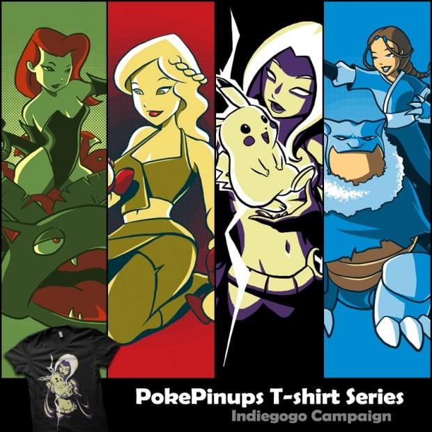 pokepinup-t-shirt-xmashed-gear