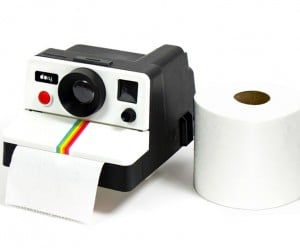 Pola Roll: Greatest Toilet Paper Dispenser Ever