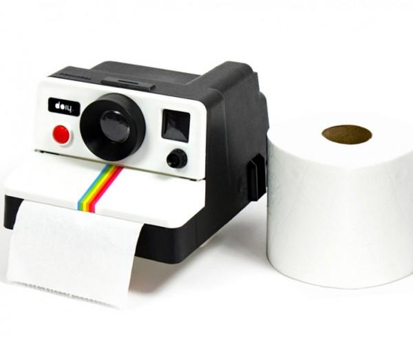 Pola Roll: Greatest Toilet Paper Dispenser Ever