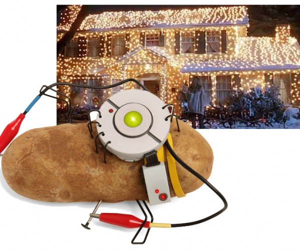 Power Your Entire House with Potatoes!
