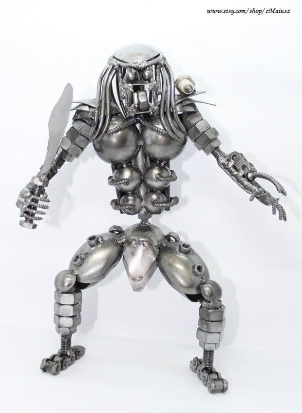 predator art 620x847