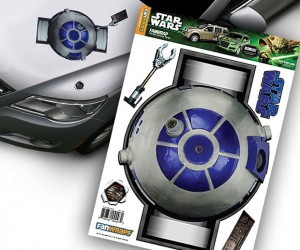 Star Wars R2-D2 Navigator Vehicle Graphic: R2-D2 Where Are You?