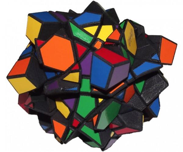 Radio Cube 3: Go Home, Rubik, You're Drunk.