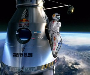 New Video Shows Stratos Skydive from Jumper's Point of View
