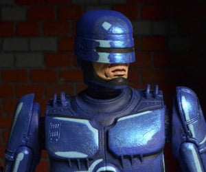 NECA NES RoboCop Action Figure: Alex Murphy is Feeling Blue