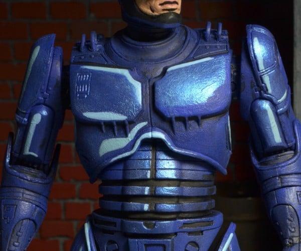 NECA NES RoboCop Action Figure: Alex Murphy is Feeling Blue