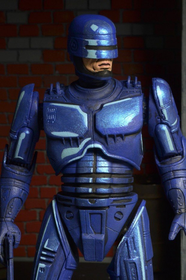 robocop action figure nes 1989 by neca 620x936