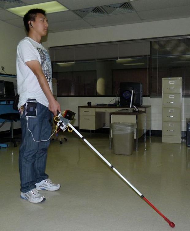 robotic cane