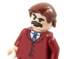 What Do Ron Burgundy, Sheriff Rick and Dexter Have in Common? They're all Minifigs!
