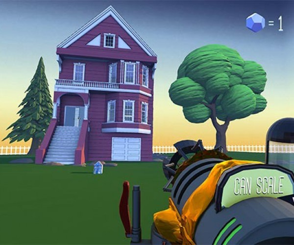 Scale FPS Lets You Change Sizes of Objects: Honey, I Shrunk or Blew up the Things!