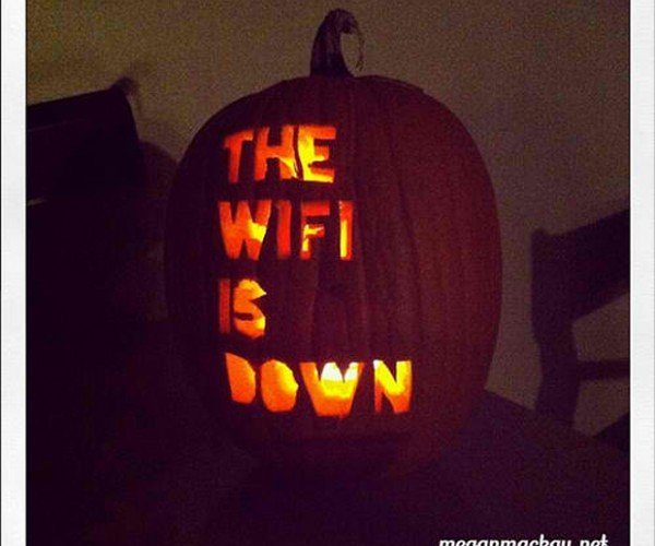 Halloween Pumpkin Defines 21st Century Horror
