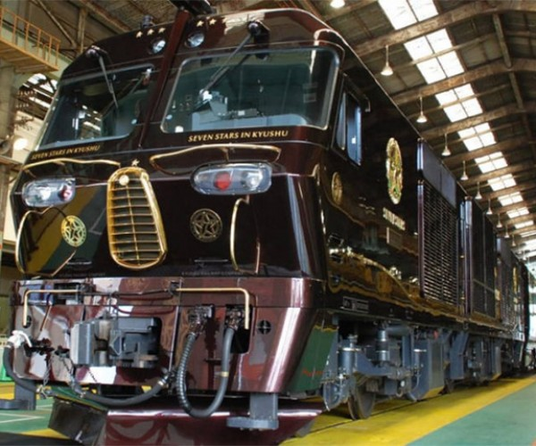 Japan Has a Luxurious Train with Cabins That Cost $11,500+