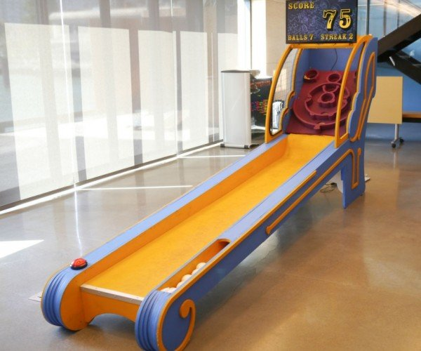 DIY Skee Ball Machine: Great Balls of Fun