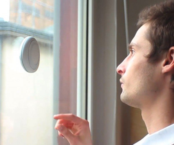 Sono Concept Turns Windows into Noise Cancelling Devices: Pane of Silence