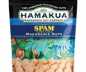 SPAM Nuts: Macadamias Infused with SPAM's Classic Hammy Flavor